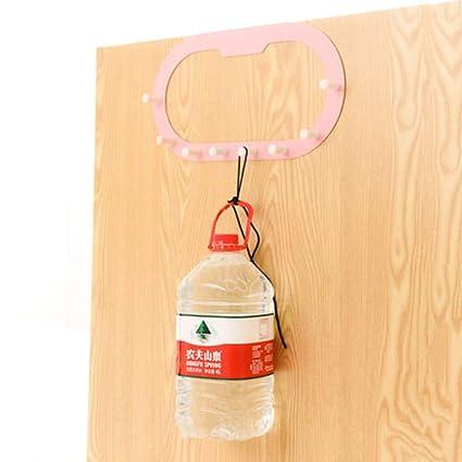 Joeesun Perforación libre, sin huellas, puerta trasera ...