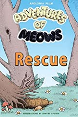 Adventures of Meows: Rescue: Volume 1 by Apolonia Plum (2013-09-25) Paperback