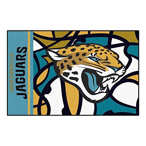 FANMATS NFL Jacksonville Jaguars NFL - Jacksonville Jaguarsstarter Mat, Team Color, One Sized