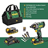 Impact Driver, 1600In-lbs 20V MAX Impact
