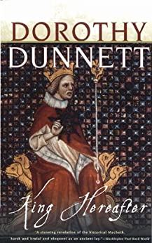 King Hereafter by [Dunnett, Dorothy]
