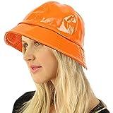 All Season Waterproof Rain Foldable Bucket Fisherman Adjustable Hat Cap