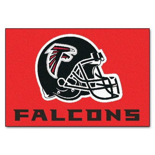 Atlanta Falcons Starter Rug (FANMATS NFL Atlanta Falcons Nylon Face Starter)
