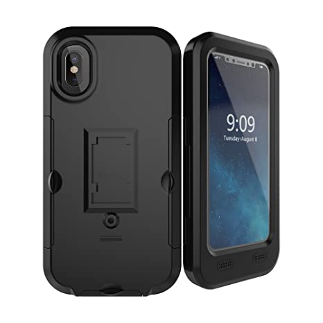 custodia moto per iphone x