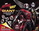 Marvel: Ant-Man and the Wasp Giant Activity Pad