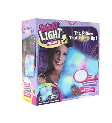 Bright Light Pillow Starlight Square White 24 Colour (Blp Switch)