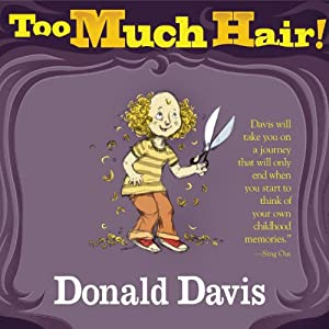 Too Much Hair! Audiobook
