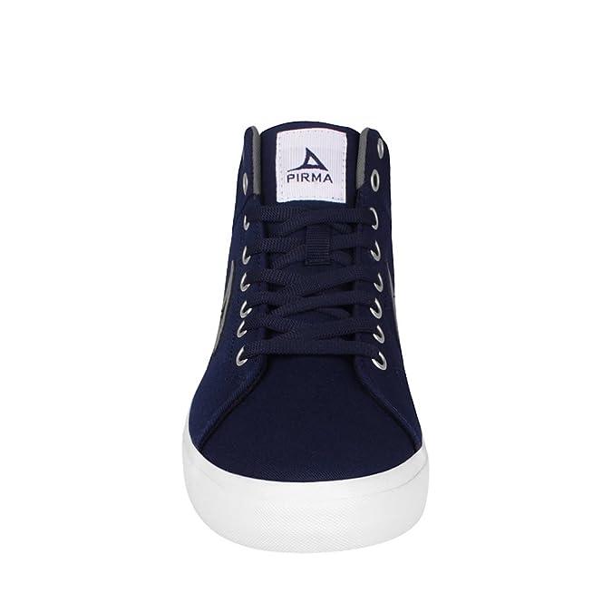 25817178594e0 PIRMA Zapatos ATLETICOS Y URBANOS 422 25-29 Textil Azul 29 29   Amazon.com.mx  Ropa