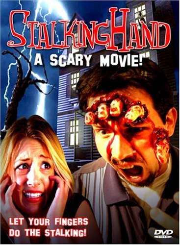 Stalking Hand: A Scary - Scary Movie Dvd