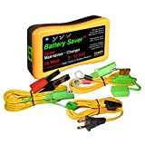 Save A Battery 3015 12 Volt/25 Watt Battery Saver/Maintainer and Battery Rescue