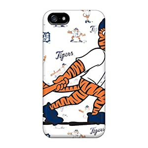 Cpi2570xvtu Snap On Case Cover Skin For Iphone 5/5s(detroit Tigers)