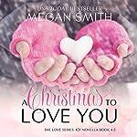 A Christmas to Love You   Megan Smith