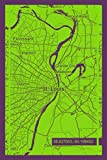 Notebook: St. Louis Missouri Design Notpad Journal for Men Women & Kids
