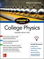 Schaum's Outline of College Physics, 12th Edition Front Cover