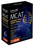 #1: MCAT Complete 7-Book Subject Review 2019-2020: Online + Book + 3 Practice Tests (Kaplan Test Prep)