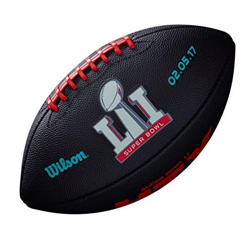 Wilson NFL Super Bowl LI Boxed Commemorative Junior Size Football