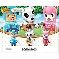 Serie de cruces de animales, paquete de 3 Amiibo (Serie de cruces de animales)