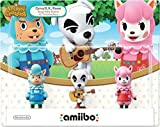 Animal Crossing Series 3-Pack Amiibo (Animal Crossing Series): more info