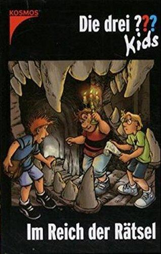 Die drei Fragezeichen-Kids, Bd.13, Im Reich der Rätsel