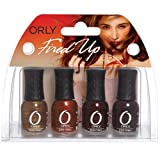 Fall 2012 ORLY Fired Up Mini Collection