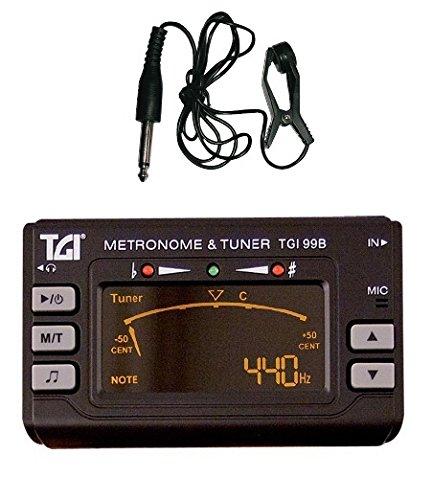 TGI: Chromatic Tuner And Metronome TGI-99B TGI99B