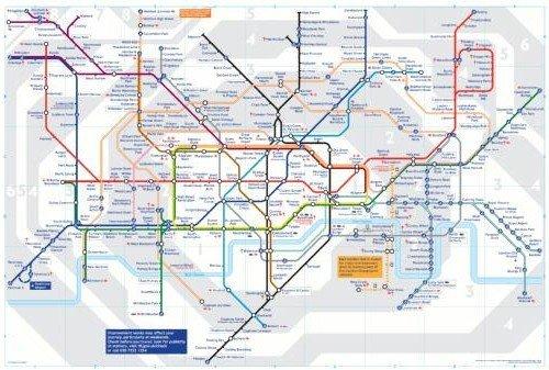 und Map 01 11x17 Master Print ()