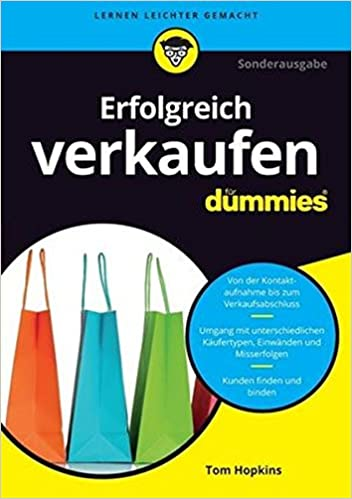 Cover des Buchs: Erfolgreich verkaufen für Dummies