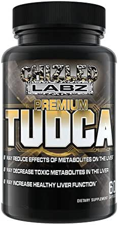 Premium TUDCA (Tauroursodeoxycholic Acid) Superior Quality 250mg 60 Capsules Servings. Ultimate Protection for Cycle Support & Post Cycle Therapy Detoxification.