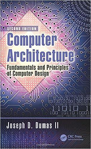 COMPUTER ARCHITECTURE BOOKS PDF