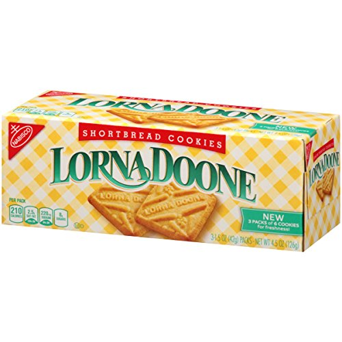 Lorna Doone Cookies Shortbread Ounce