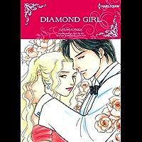 Diamond Girl: Harlequin comics