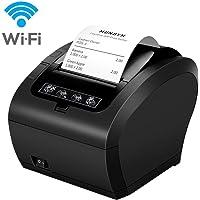 MUNBYN Impresora de Ticket Térmica WiFi, Impresora