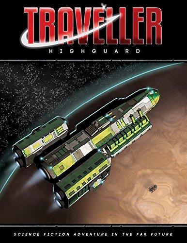 Traveller Highguard MGP40002 Mongoose Publishing product image