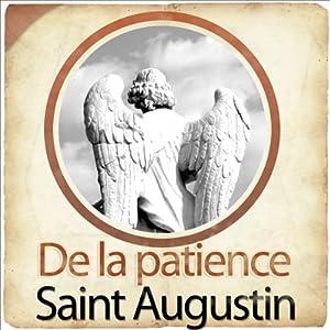 De la patience | Livre audio