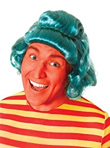 Umpa Lumpa Wig - Charlie And The Chocolate Factory Fancy Dress (peluca)