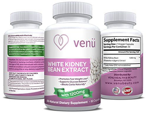 Ven%C3%BC Beauty White Kidney Extract