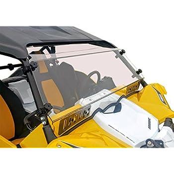 Yamaha YXZ Venting Rear Windshield