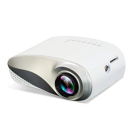 ZXGHS LCD Proyector De Cine En Casa, Mini Hogar Proyector Micro ...