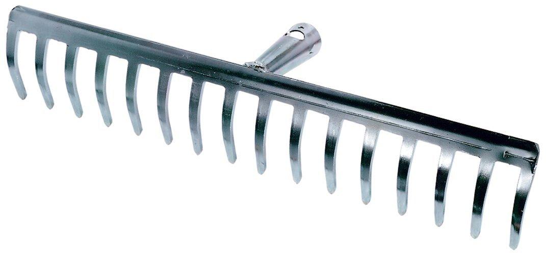 Rastrillo para jardiner/ía Connex FLOR50316 Metal