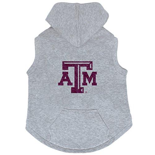 NCAA Texas A&M Aggies Pet Hooded Crewneck, Medium
