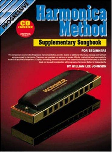Harmonica Progressive (Progressive Harmonica Method Song Book)