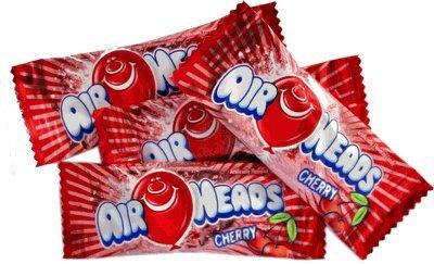 Airheads – Cherry Mini Bars – Bulk 5lb