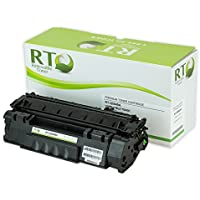 Renewable Toner Compatible Toner Cartridge Replacement for HP 49A (Black)
