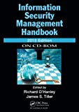 Information Security Management Handbook, 2014 CD-ROM Edition, Harold F. Tipton and Mickie Krause Nozaki, 1466567260