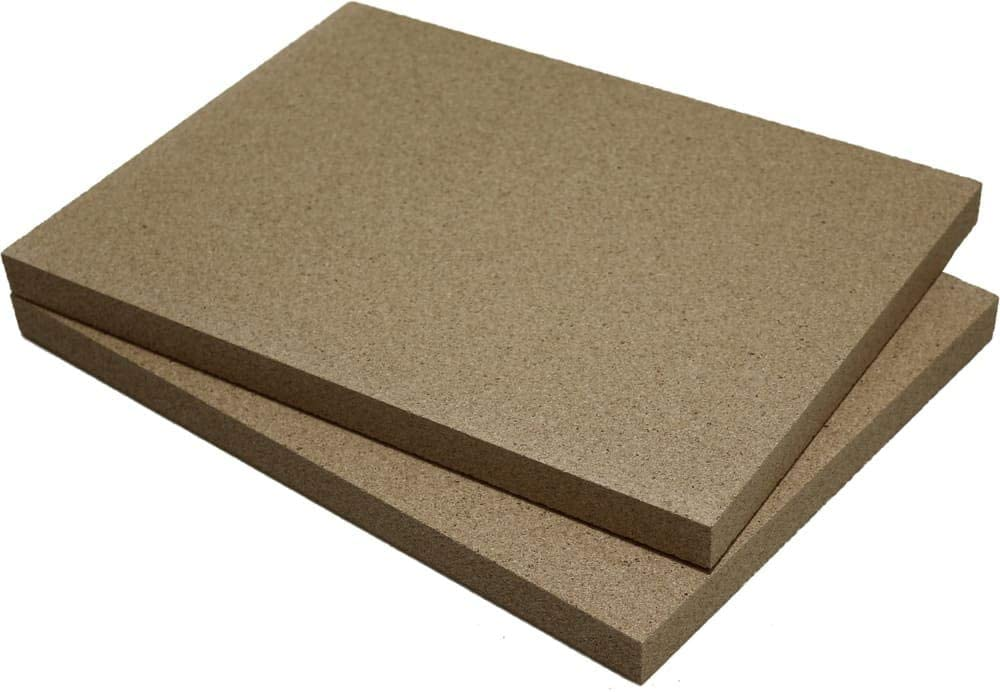 Plaque de vermiculite