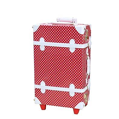 85d6a644fb Amazon | NEOトランク ドット柄 キャリーケース 大型7~14日用 Lサイズ即日配送・スーツケース キャリーバッグ | 不明 | スーツケース