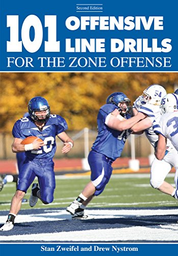 101 Offensive Line Drills for the Zone - Offense Zone Football