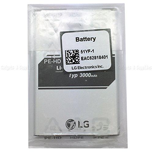 LG Battery BL 51YF non retail packaging