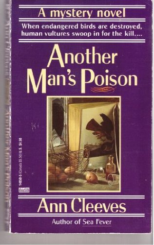 book cover of Another Man\'s Poison