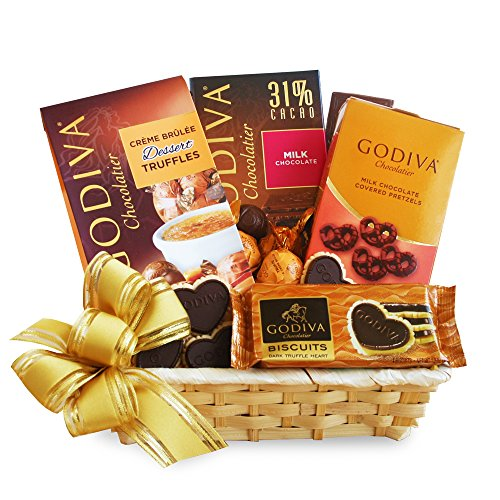 - California Delicious A Gift Set Of Godiva Gift Set